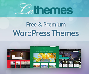 LeThemes.com - Free and Premium Wordpress Themes