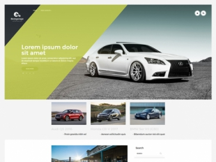 BestGarage Premium WordPress Theme