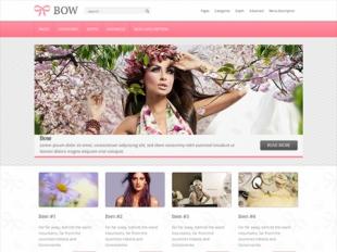 Bow Premium WordPress Theme