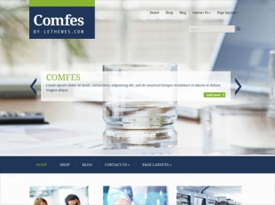 Comfes Premium WordPress Theme