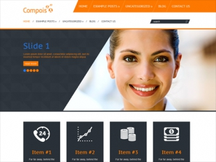 Compois Premium WordPress Theme
