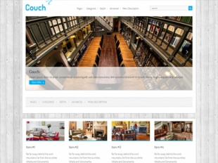 Couch Premium WordPress Theme