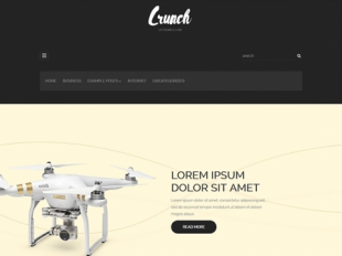 Crunch Premium WordPress Theme