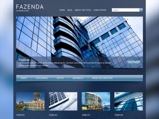 Fazenda Premium WordPress Theme