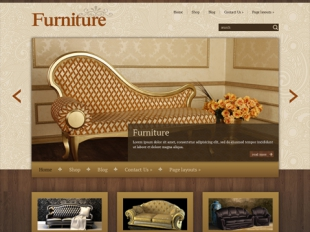 Furniture Premium WordPress Theme