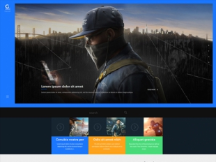 Gamer Premium WordPress Theme