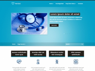 Herbal Premium WordPress Theme
