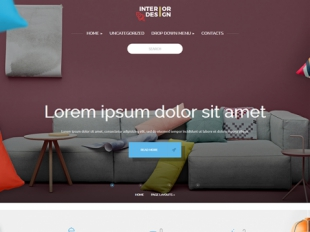 InteriorDesign Premium WordPress Theme