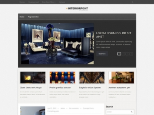 InteriorPoint Premium WordPress Theme