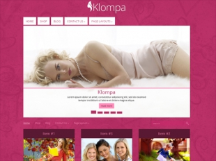 Klompa Premium WordPress Theme