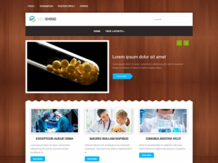 Medshing Premium WordPress Theme