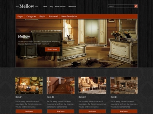 Mellow Premium WordPress Theme