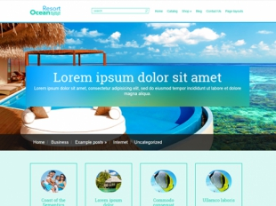 Ocean Premium WordPress Theme