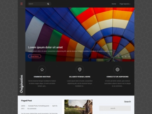Originative Premium WordPress Theme