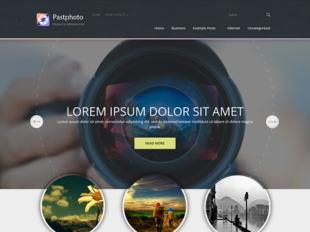 PastPhoto Premium WordPress Theme