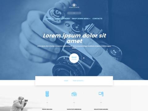 PhotoVision Premium WordPress Theme