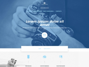 PhotoVision Premium WordPress Theme