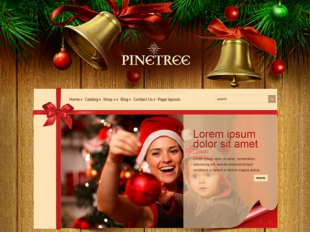 PineTree Premium WordPress Theme