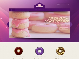 PinkDonut Premium WordPress Theme