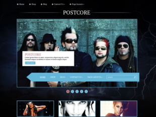 PostCore Premium WordPress Theme