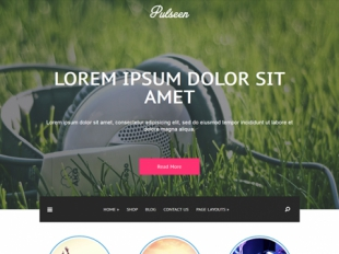 Pulsen Premium WordPress Theme