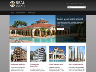 RealEstate Premium WordPress Theme