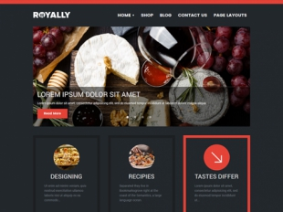Royally Premium WordPress Theme