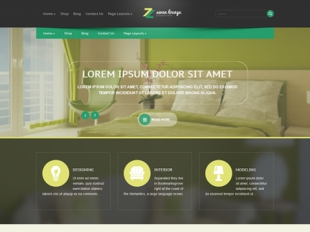 SevenLounge Premium WordPress Theme