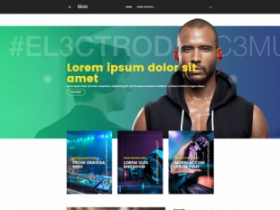Sirol Premium WordPress Theme