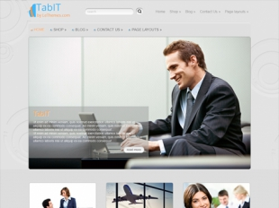 TabIT Premium WordPress Theme