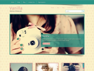 Vanilla Premium WordPress Theme
