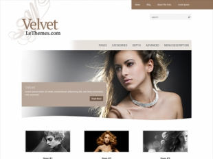 Velvet Premium WordPress Theme