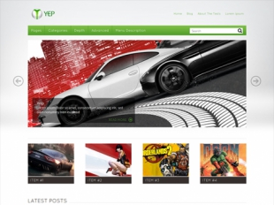Yep Premium WordPress Theme