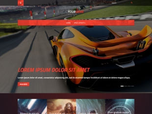 YourGame Premium WordPress Theme