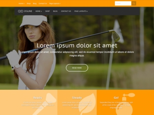 Zoline Premium WordPress Theme
